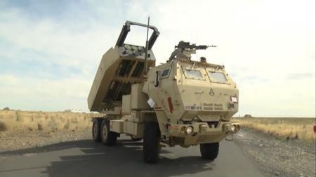 Польша закупит у США мобильные ракетные системы HIMARS