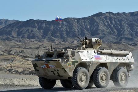 РФ выставит военные посты на границе с Израилем