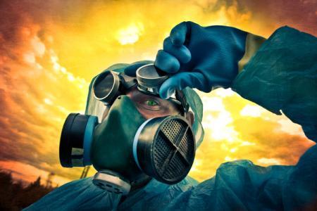 Россиян напугали сообщением о радиоактивном заражении