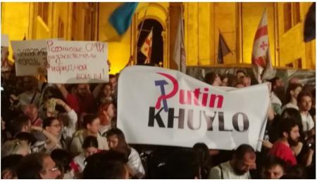 Отложенный удар, или Привет Путину из Харькова
