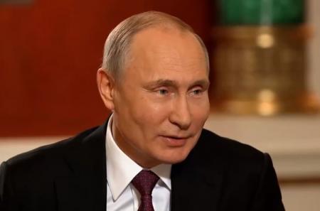 Путин рассказал, как приказал сбить пассажирский самолет