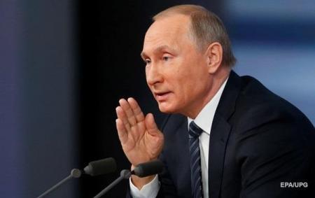 Путин заявил, что российское оружие на годы опередило зарубежное