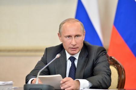 Путин призвал Запад не переходить