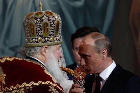 В РПЦ заявили, что Константинополь переходит красную черту
