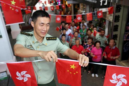 В Китае приняли резонансный закон о Гонконге