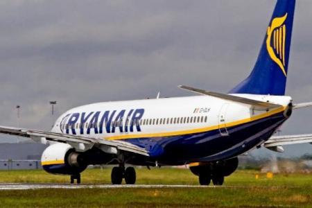 RYANAIR-Ukraine