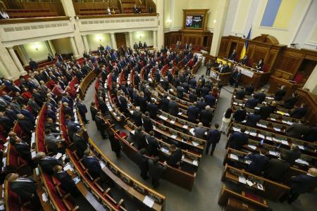 Рада приняла закон о реабилитации жертв коммунистических репрессий 1917-1991 годов