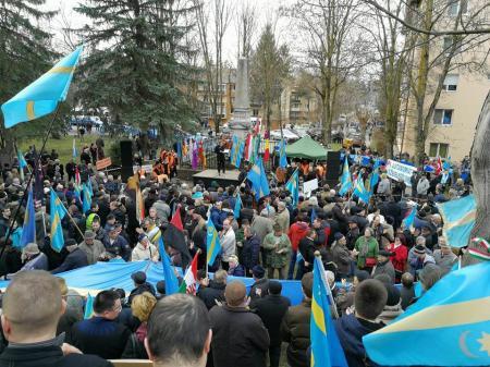 Румынские венгры снова требовали автономию