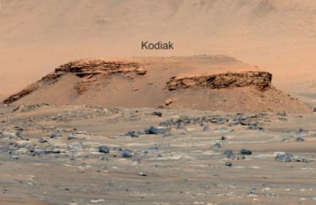 Perseverance нашел доказательства существования на Марсе древнего озера