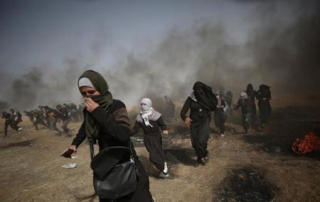 В секторе Газа при взрыве погибли четыре человека