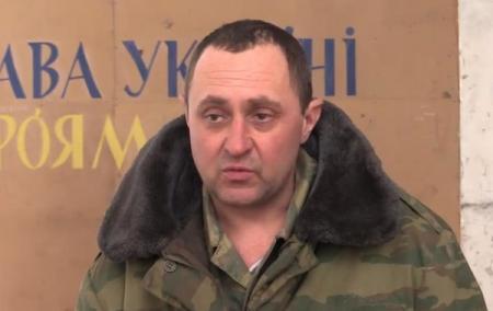 В Луганской области военные взяли в плен сепаратиста