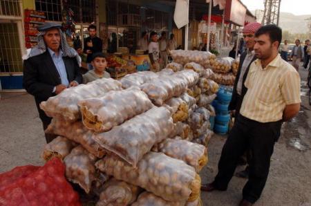 Турция или Украина: Где дешевле мясо, овощи и хлеб
