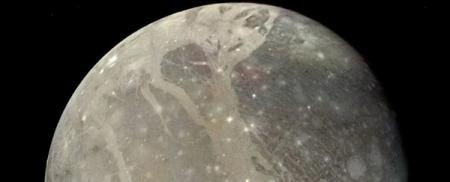 Астрономы впервые обнаружили водяной пар на спутнике Юпитера