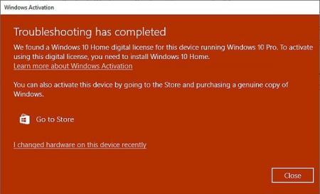 Ошибка Microsoft лишает пользователей лицензии Windows 10