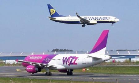 Украинцы с марта смогут летать в города Европы за 8-15 евро