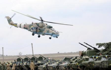 Украинские военные могут применить на Донбассе авиацию