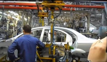 Украинское автопроизводство провалилось по всем направлениям