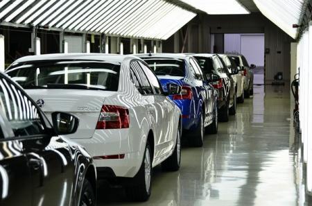 Автопром в Украине: в плюсе – только 2 завода