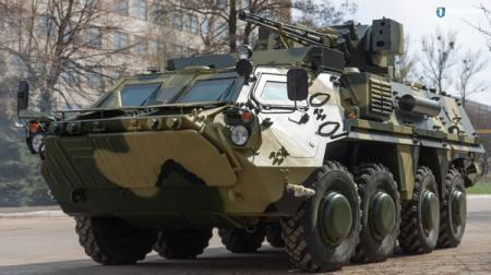 Производство бронетехники в Украине оказалось под угрозой