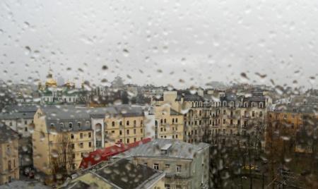 В Украину идут дожди и потепление