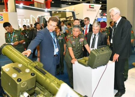 Укроборонпром участвует в выставке вооружений в Малайзии