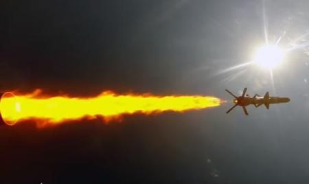 Под Одессой успешно испытали противокорабельную ракету Нептун