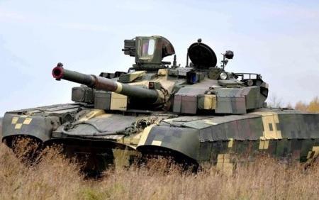 Новых танков ВСУ нет из-за российских запчастей
