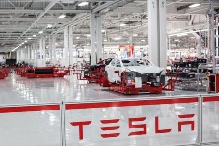 В Украине могут построить первый в Европе завод Tesla