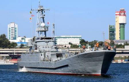 В Украине появится четвертая база ВМС