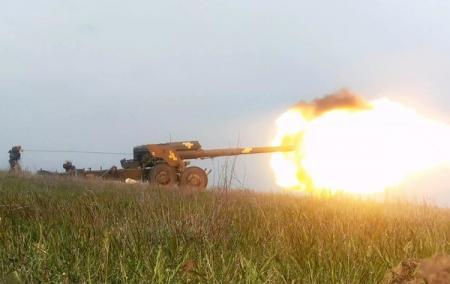 Военно-морские силы Украины провели учения вблизи Крыма