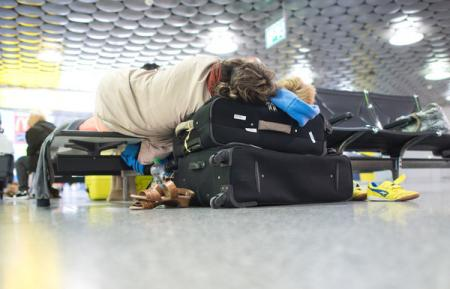 В Турции застряли 543 украинских туристов