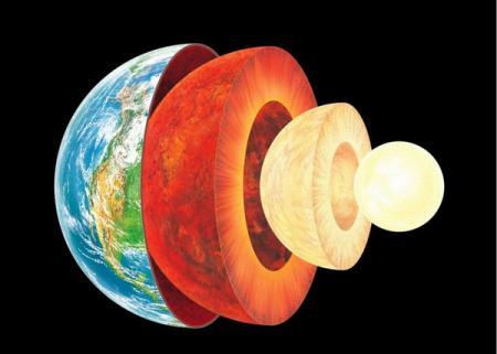 Физики назвали строение Земли невозможным