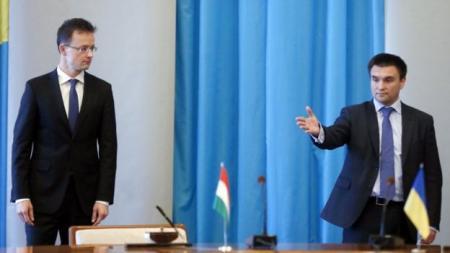 Сийярто не верит, что за базой Миротворец не стоит украинское государство