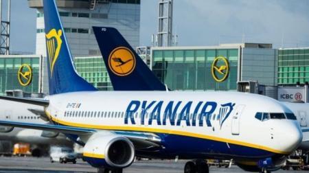 Онлайн-регистрацию и бронирование билетов Ryanair отключат