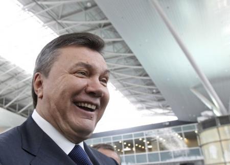 Янукович в РФ начал строить новое Межигорье