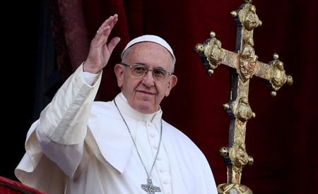 Глава Римско-католической церкви заявил, что мир ждет потоп