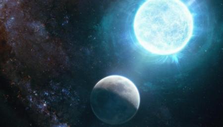 Астрономы нашли самую маленькую мертвую звезду