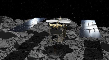 Камни с астероида Рюгу - почти ровесники Солнечной системы