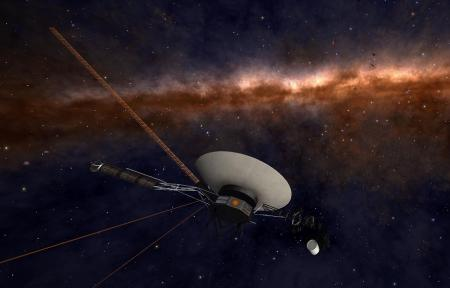 NASA зафиксировало и опубликовало странный шум за пределами Солнечной системы