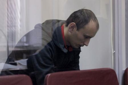 Александра Баранова, который изменил присяге и перешел в ВС РФ, приговорили к 13 годам