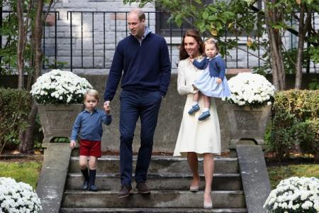 Сына принца Уильяма и Кейт Миддлтон хотели отравить – СМИ