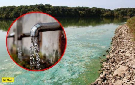 Откуда взялись химикаты, которые попали в реку Рось