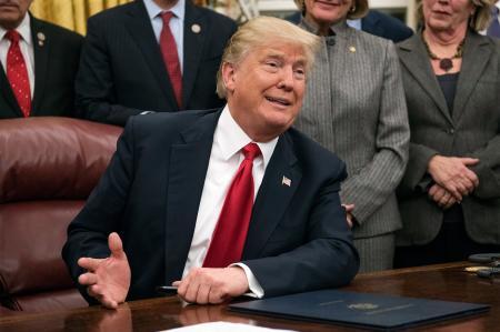 Ребенок нации, или Трамп на кушетке