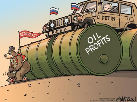 Путинский рывок: как выпрыгнуть из нефтяной ямы