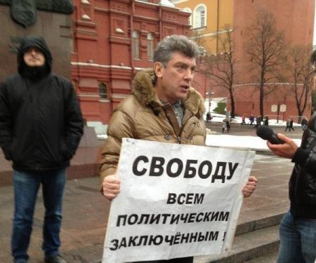 Не Киров: Немцов был убит режимом Путина
