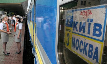 Больше всего Укрзализныця заработала на поездах