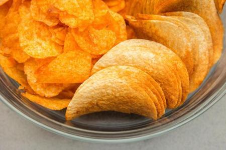 Чипсы – история хрустящей картошки