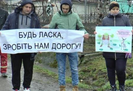 Без скорой и автобусов: село Барбово в Закарпатской области оказалось отрезанным от цивилизации