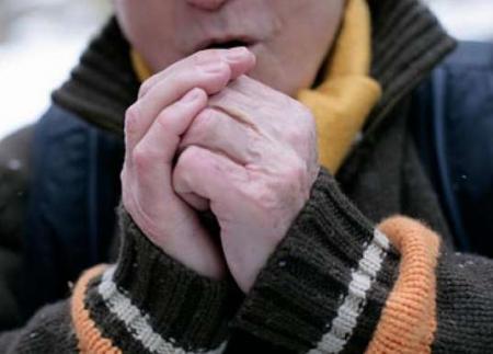 Надвигаются морозы: в Украину придет арктический холод