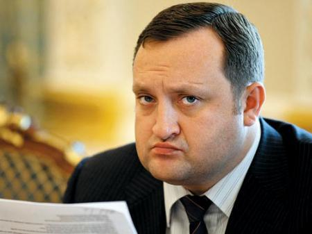 Генпрокуратура объявила подозрение Арбузову